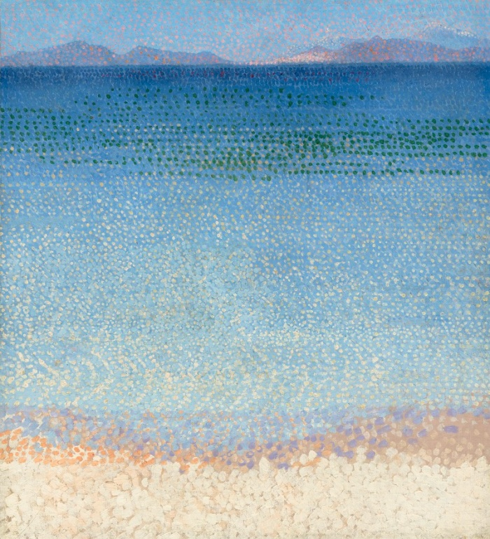 Feneon Orsay, Henri-Edmond Cross, The Golden Iles, small