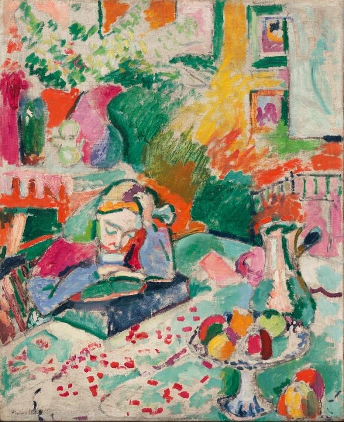 Feneon Matisse 22 small